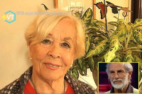 La emotiva conexión de Tito Noguera con Delfina Guzmán