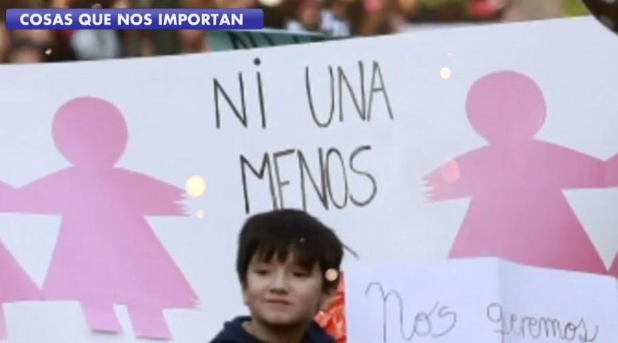 MG se sumó al debate de #NiUnaMenos