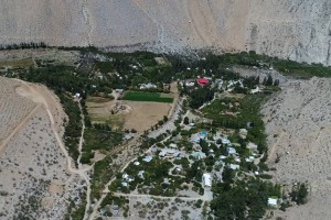 Recorre el Valle del Elqui desde el aire