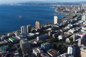¿Cómo llego a Valparaíso?