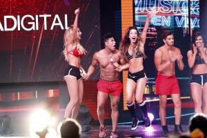 Teletón 2017: Karol Lucero felicita a los campeones de la Vedetón con tierna foto