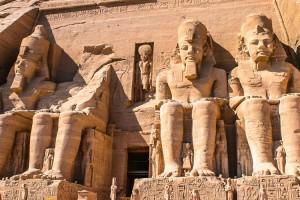FOTOS: El backastage del maravilloso viaje a Egipto
