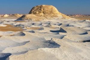 FOTOS: El increíble desierto blanco de Egipto