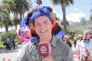 ¡Amaro Gómez-Pablos se unió a la fiesta de San Juan!
