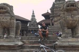 Luis Andaur recorrió uno de los países más misteriosos de Asia