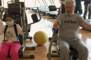 Francisco y Danixa: grandes amigos que se conocieron en la espera por un trasplante