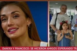 Carola de Moras empatizó con los trasplantados al revelar secreto médico