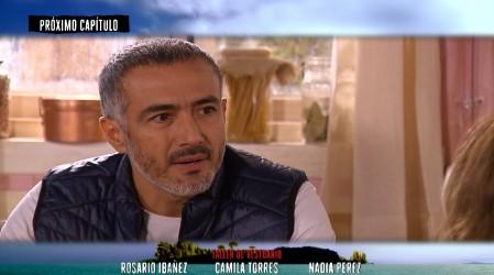 Avance: Hernán le contará a Elena la verdad sobre Óscar