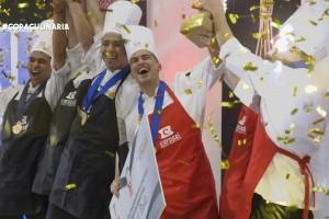 Revive la gran final de la Copa Culinaria Carozzi