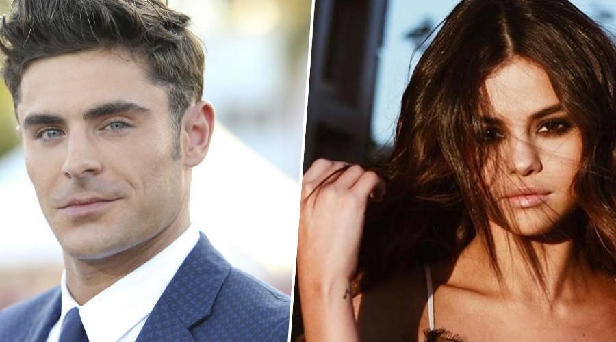 Zac Efron comenzó a seguir a Selena Gómez en Instagram y los fans enloquecieron