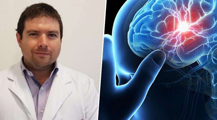 ¡Atención! Doctor advierte síntomas y secuelas de un infarto cerebrovascular