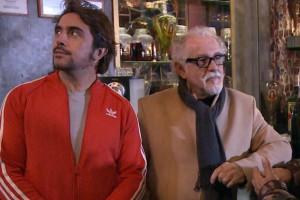 ¡Ennio Carota compartió sus picadas con Koke Santa Ana!