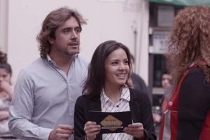 ¿Te has perdido en esa estación? Koke y Carolina Arredondo descubren los secretos del Metro Universidad de Chile