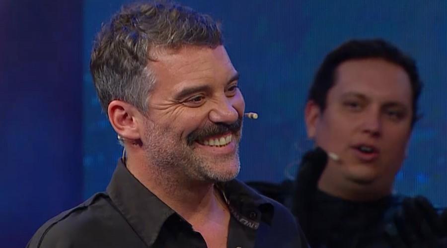Diego Muñoz encantó a todos en Morandé con Compañía