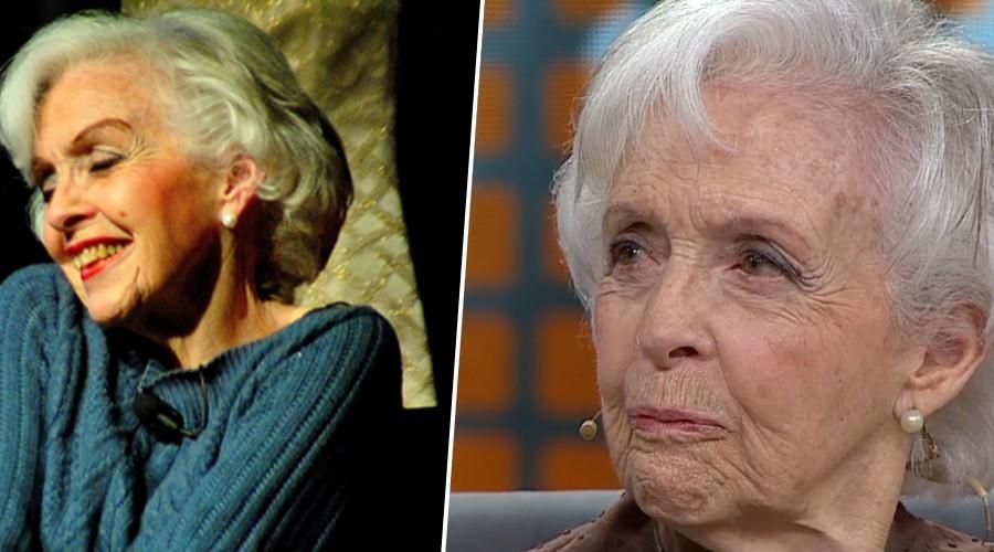 Exclusivo: ¡La actriz Carmen Barros deslumbra con su historia a los 94 años!