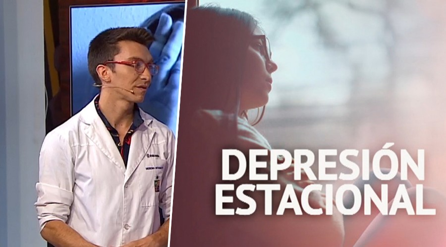¿Te sientes depresivo? Doctor explica que se podría tratar de la llegada del otoño