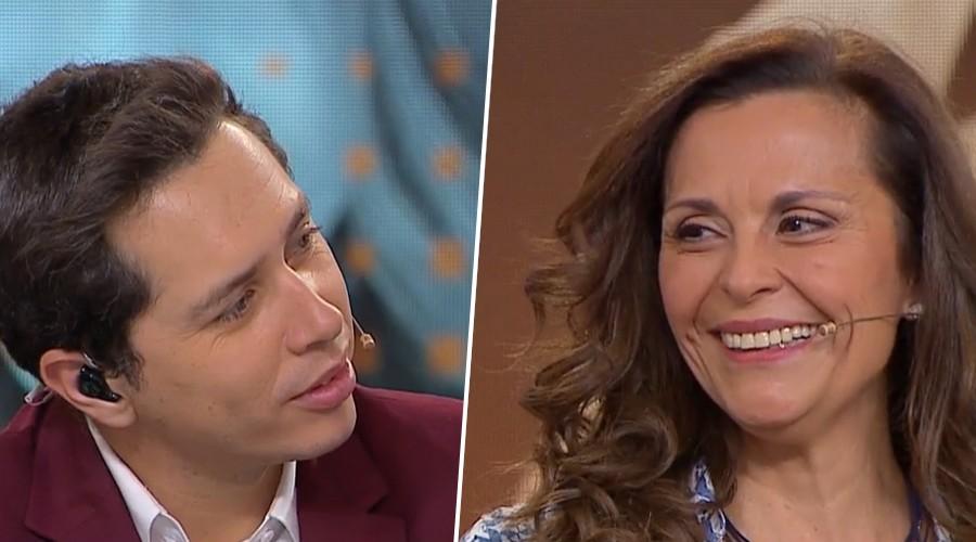 Amor virtual: La actriz Tatiana Molina conoció a su pareja por Internet