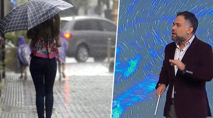 ¿Se viene la lluvia? Gianfranco Marcone responde en Mucho Gusto