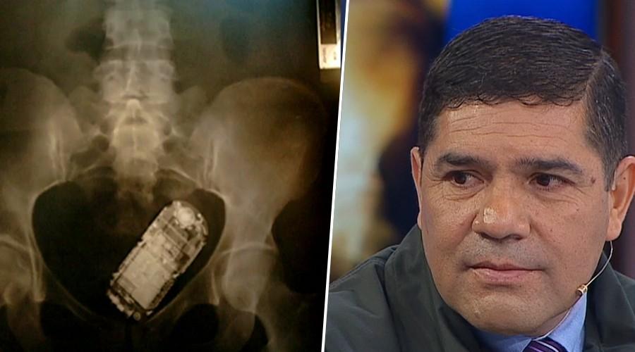 """Impresionante: La radiografía que muestra cómo ingresan elementos prohibidos a las """"cárceles VIP"""""""
