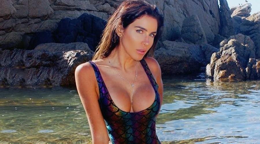 ¡Sin censura! Mira la foto al desnudo de Fran Undurraga