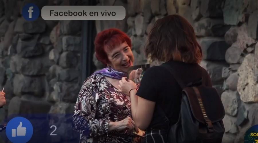 Abuela Youtuber: ¿Cómo es la vida sin Facebook?