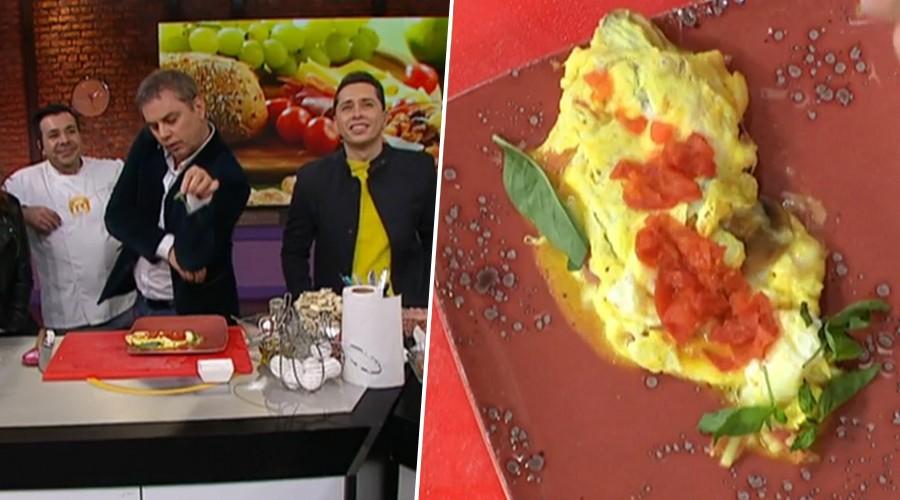 El desafío de los omelettes se tomó Mucho Gusto: ¿Quién es el más rápido?