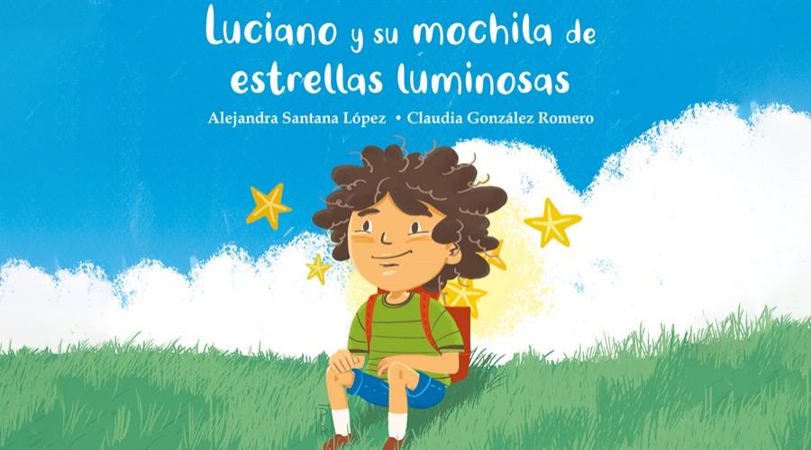 """""""Luciano y su mochila de estrellas luminosas"""": Una invitación a compartir con los niños la temática de la donación de órganos"""