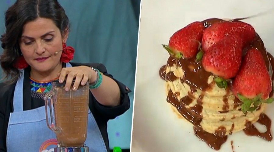 ¡Connie Achurra enseña a preparar un desayuno rico y saludable en Mucho Gusto!