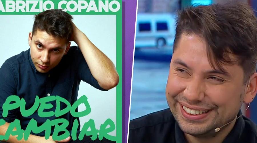 Exclusivo: La nueva vida de Fabrizio Copano luego de estar un año alejado de los escenarios locales