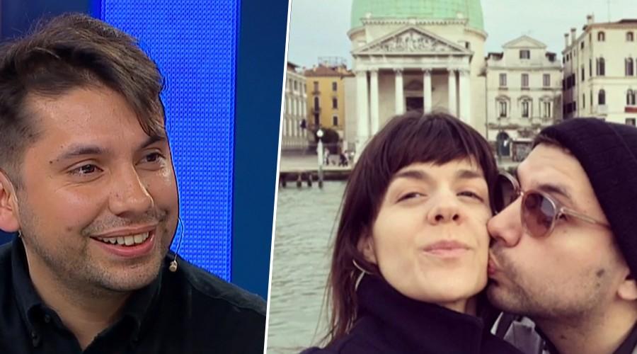 Fabrizio Copano lo confiesa TODO: ¡Será papá y se va a casar!