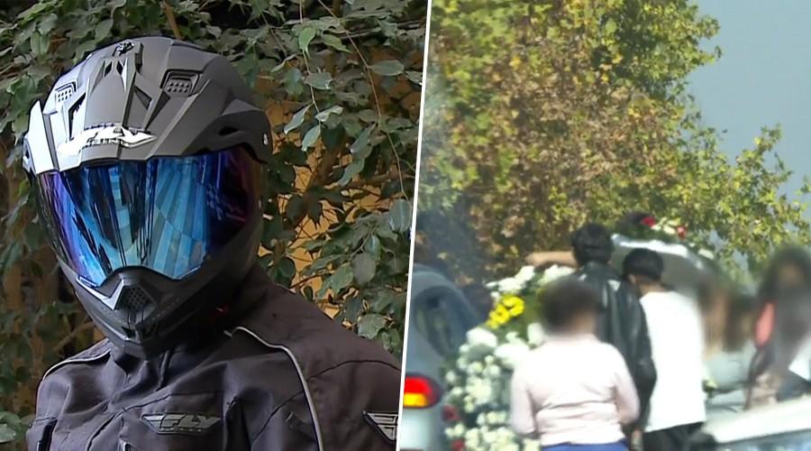 [Imperdible Misión Encubierta] Periodista se infiltró en funeral de alto riesgo