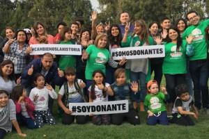 Conoce la Fundación Cambiemos la Historia y continúa apoyando la causa de la donación de órganos