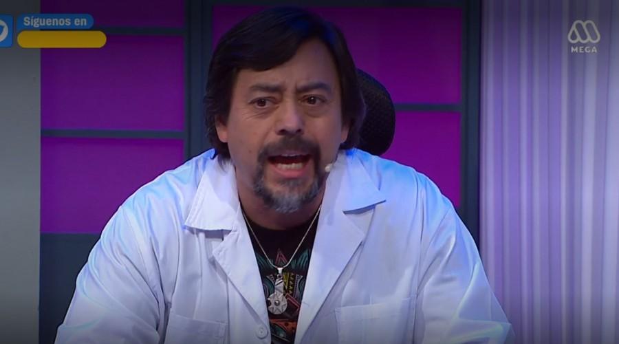 Bombo Fica se convirtió en doctor para MCC