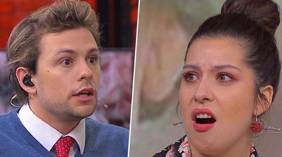 La discusión amorosa que dejó en vergüenza a Joaquín Méndez en pleno centro comercial