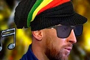 [VIRAL] Messi es hit en la web con notable tema reggae