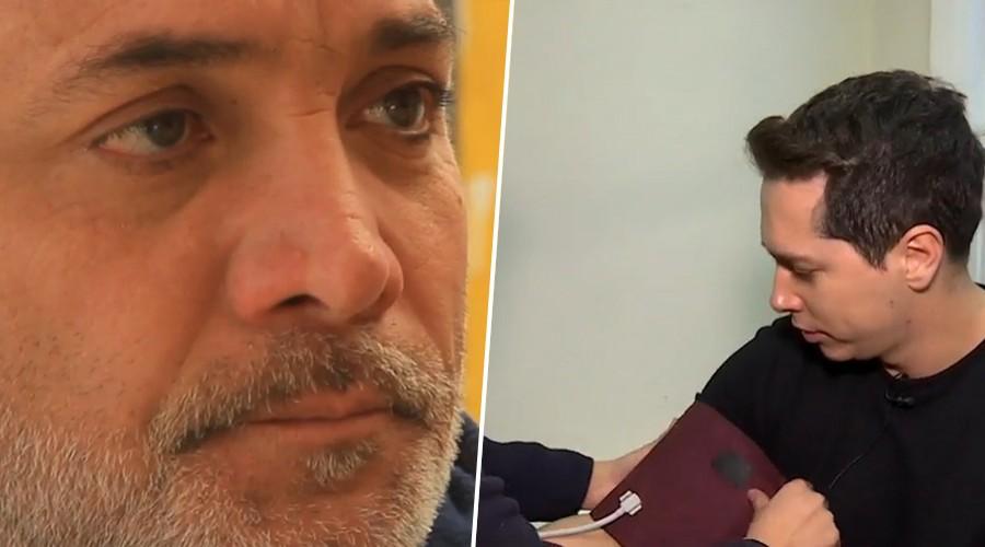 Lucho Jara venció sus miedos tras enfrentar riesgoso desafío de Karol Lucero