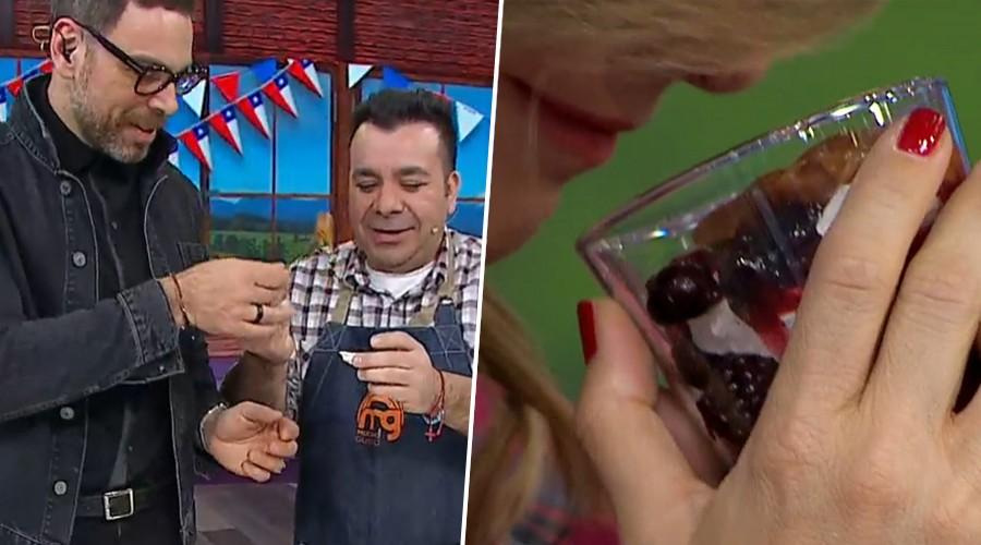 """Chef Agustín enseña a preparar merenguitos con manjar para este """"18"""""""