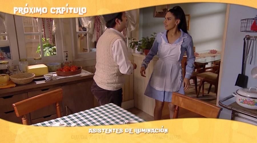 Avance: Ángel se declarará a Gloria