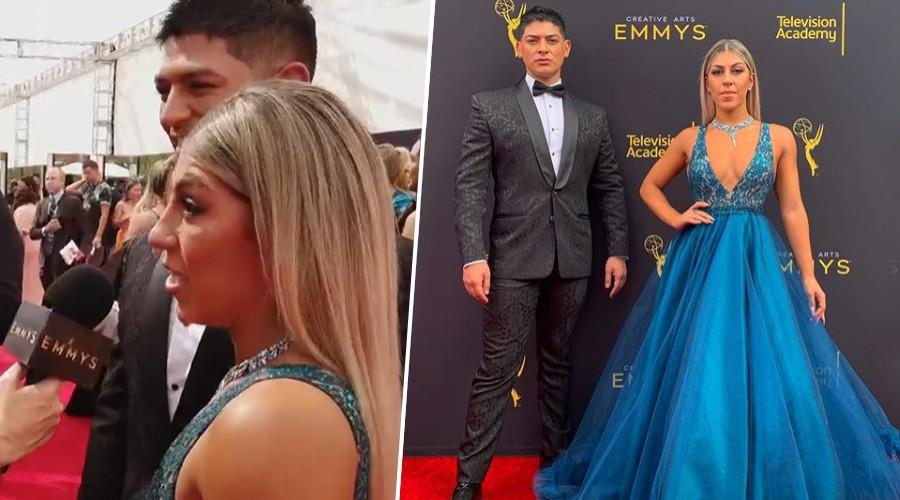 """Karen y Ricardo cuentan su experiencia en los Emmy: """"Estamos cumpliendo un sueño"""""""