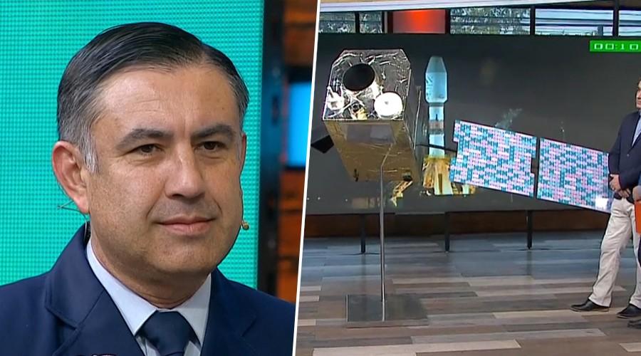Fasat-Charlie: El primer satélite chileno que monitorea la megasequía