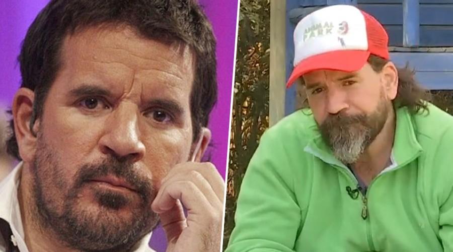 """Vasco Moulian se sincera en Mucho Gusto: """"Yo soy alcohólico, yo soy ludópata, yo tengo adicciones"""""""