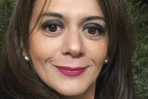 Paola Troncoso denuncia que la chocaron y que responsable se fugó del lugar