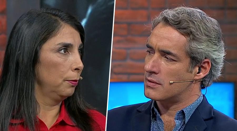 """El análisis de Karla Rubilar frente a la crisis social: """"Los chilenos se sienten pasados a llevar"""""""