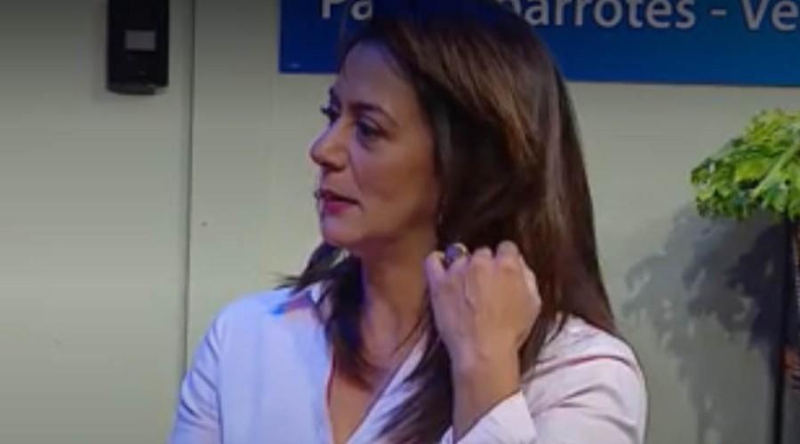 Paola Troncoso visitó el almacén de Tuto pero no encontró lo que buscaba