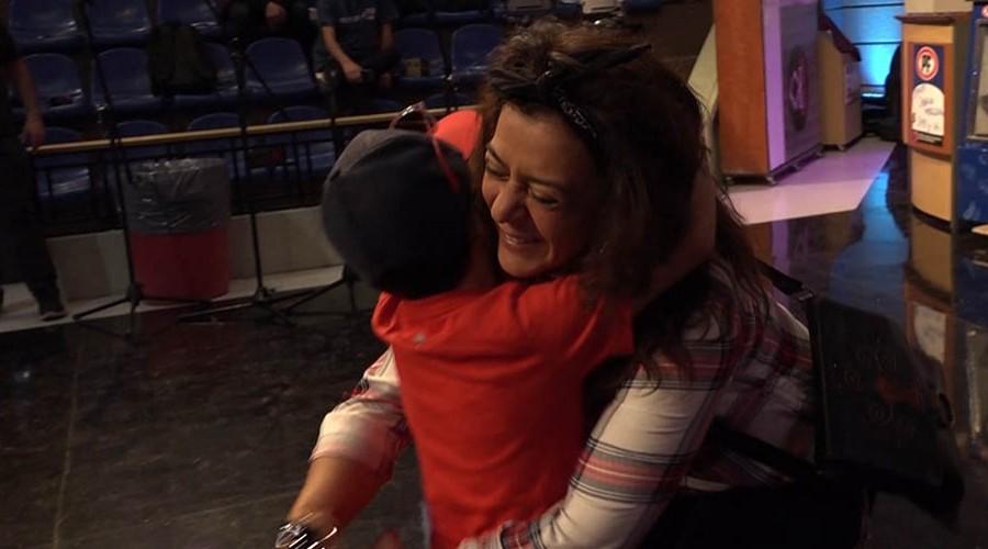 [Backstage] Así recibieron a Paola Troncoso en Morandé con Compañía