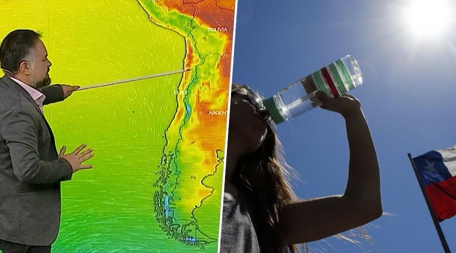 Gianfranco Marconce anuncia ola de calor para este semana: Revisa el pronóstico del tiempo