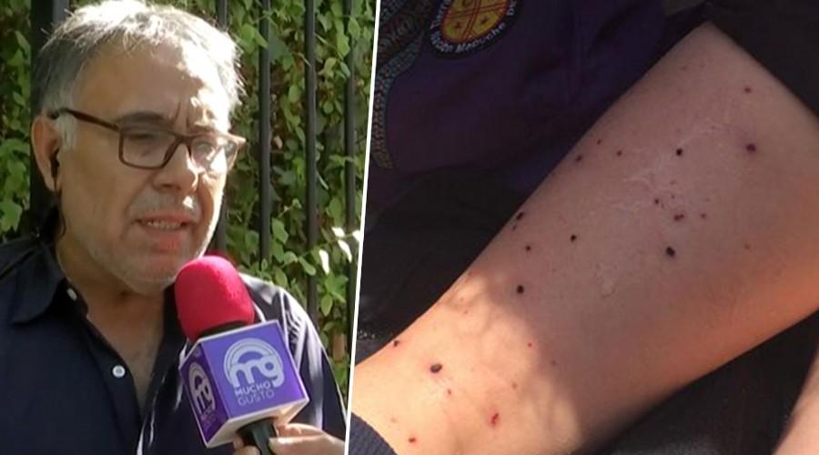 Habla apoderado y testigo de la agresión a estudiantes del Liceo 7 por carabinero
