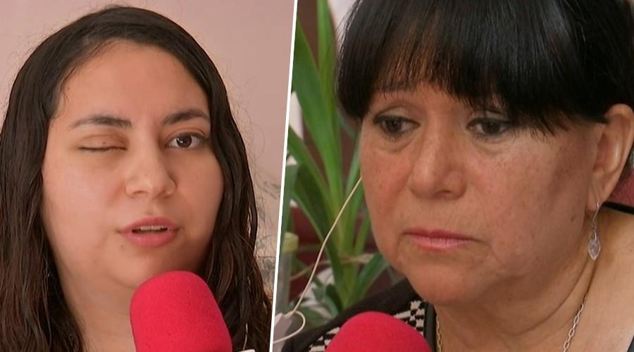 Mamá de joven que perdió un ojo por lacrimógena de carabinero leyó carta para el Presidente Piñera