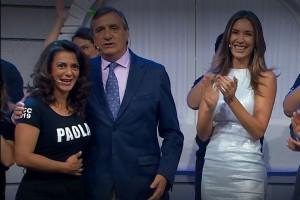 Paola Troncoso y Álvaro Morales se robaron la película en un nuevo capítulo de Morandé con Compañía