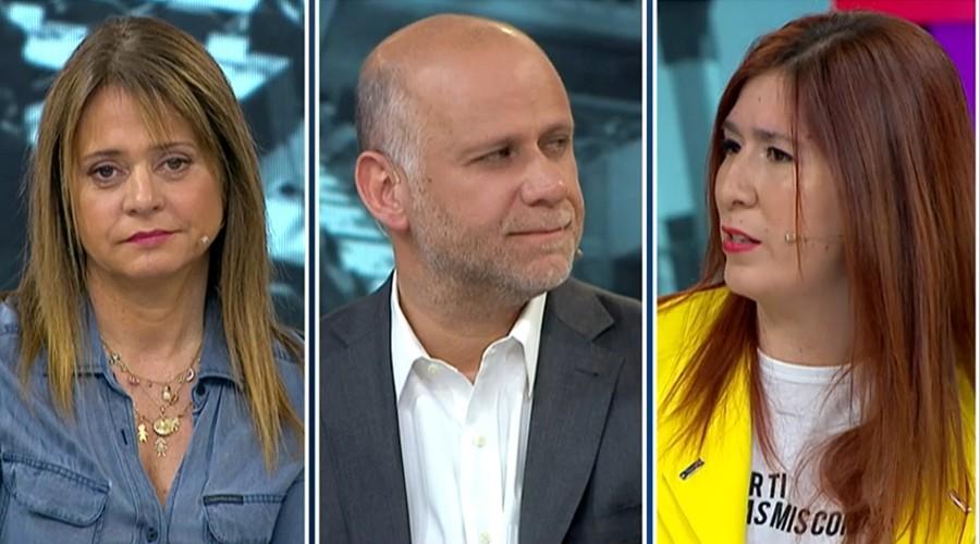 Presidentes de partidos políticos debaten en Mucho Gusto: ¿Asamblea o Congreso Constituyente?